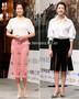 93fa137b161 TENPHOTO, '속 보이는 패션' 김희선 김지호, 한때 잘나갔던 그녀들의 ...